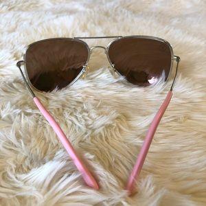 52dffcc580f72 Blenders Eyewear Accessories - Blenders Eyewear—Rose Gold   Silver